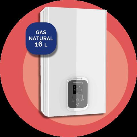 AVENIR PLUS LNX bajo Nox GAS NATURAL 16 L