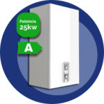 Pigma advance 25kW (Eficiencia)