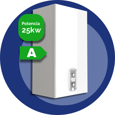 Pigma advance 25kW (Eficiencia)