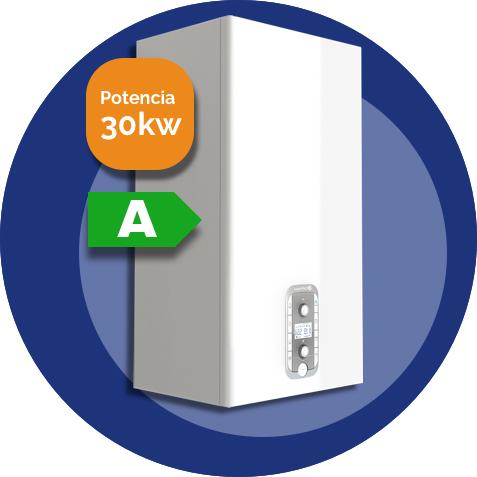 Pigma advance 30kW (Eficiencia)